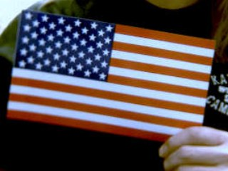 Made In The Usa Usa Flag Decals Stickers Left And Right